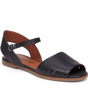 Lucky Brand Channing Black Sandals 9